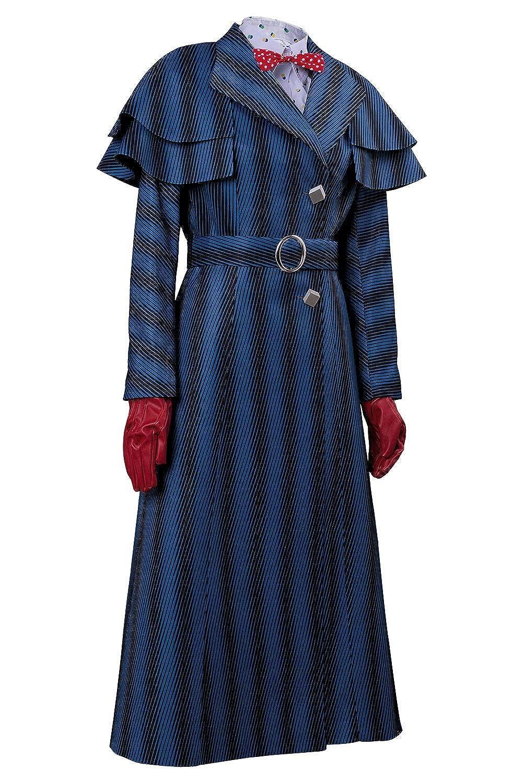 Amazon.com: CHECKIN Halloween Mary Poppins Bert - Disfraz de ...