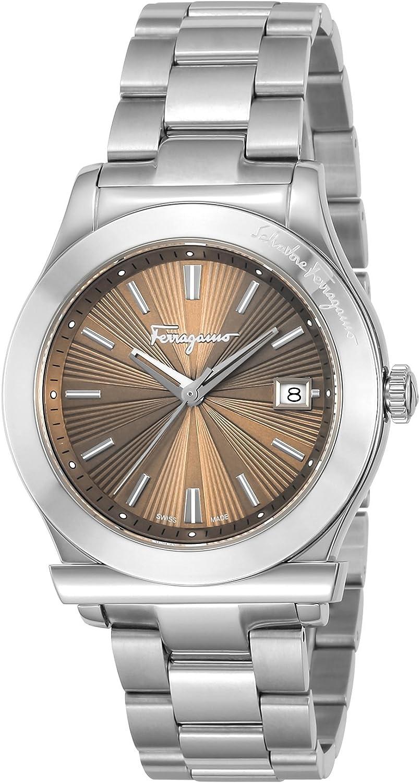 [サルヴァトーレフェラガモ] 腕時計 フェラガモ1898 FF3050013 並行輸入品 シルバー