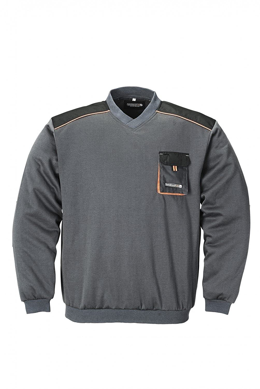 Terratrend Job Jumper, Grey