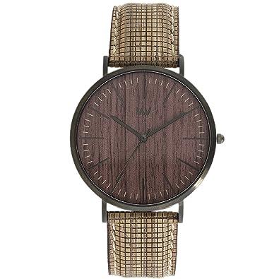 WeWood Watch Helios Nut Gun  Amazon.co.uk  Jewellery 3392363eb84