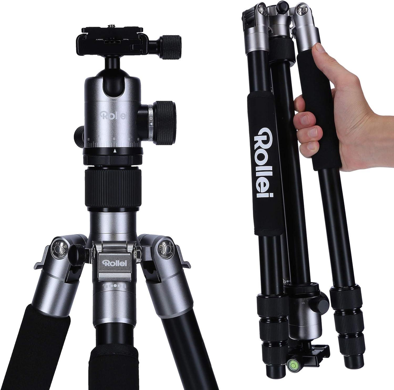 Rollei C5i Kompaktes Leichtes Allround Fotostativ Aus Kamera