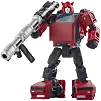 Transformers Toys Generations War for Cybertron: Earthrise Deluxe WFC-E7 Cliffjumper Action Figure - Kids Ages 8 and Up, 5.5-inch