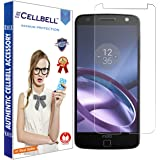 CELLBELL® Tempered Glass Screen Protector For Motorola Moto Z With FREE Installation Kit