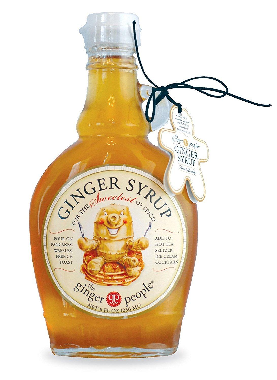 Ginger People Organic Ginger Syrup, 8 oz
