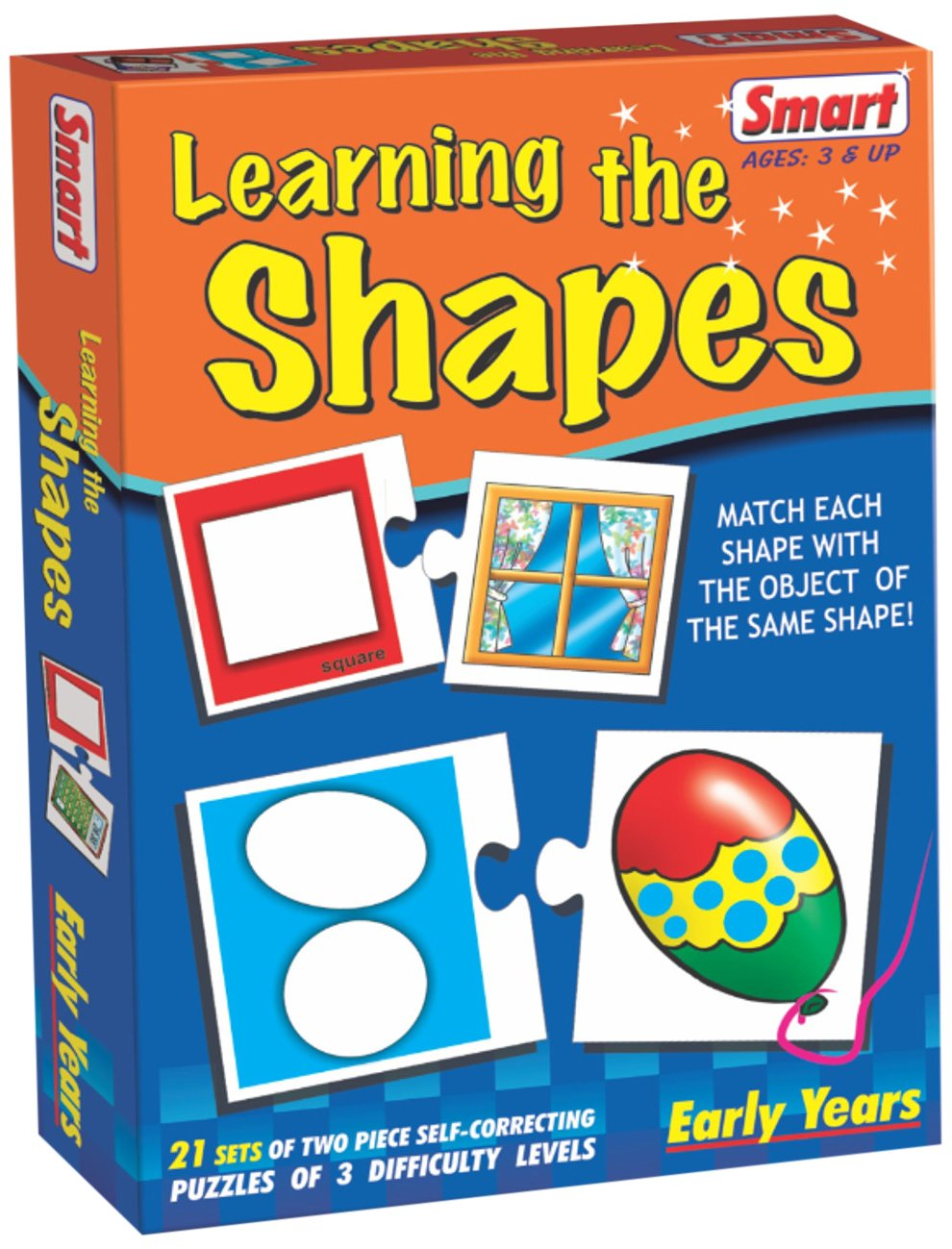 Smart - 1103 Learning The Shapes