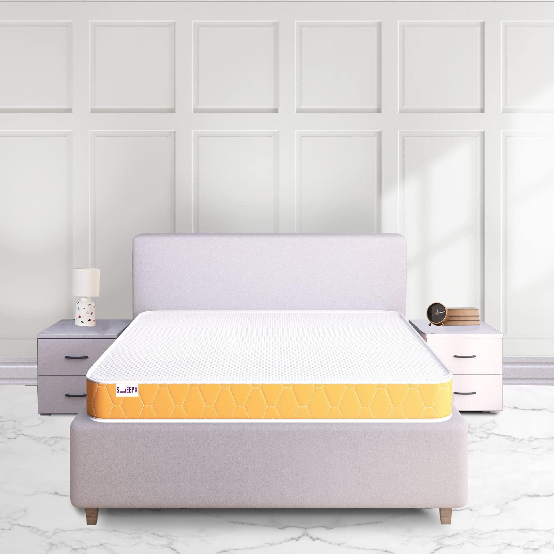 5.SleepX Dual Comfort Medium Soft & Hard