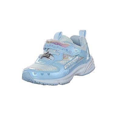 955e99833187 SYUNSOKU Girl s Sports Shoes - for Slim   Narrow Feet