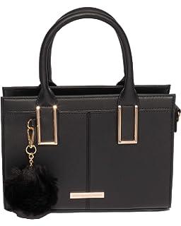d28ee66242 Colette Hayman - Bridget Black Medium Rose Gold Hardware Backpack ...