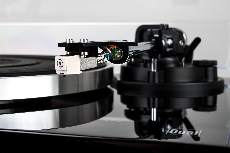 Dual DTJ USB - Tocadiscos para DJ (33/45 U/min, Control de Tono ...