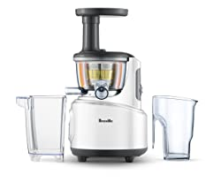 Breville BJS600XL Fountain Slow Juicer Reviews