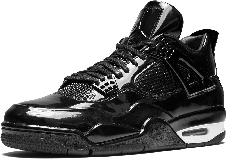 Nike AIR Jordan 4 11LAB4 '11LAB4' - 719864-010 - Size 8 Black ...