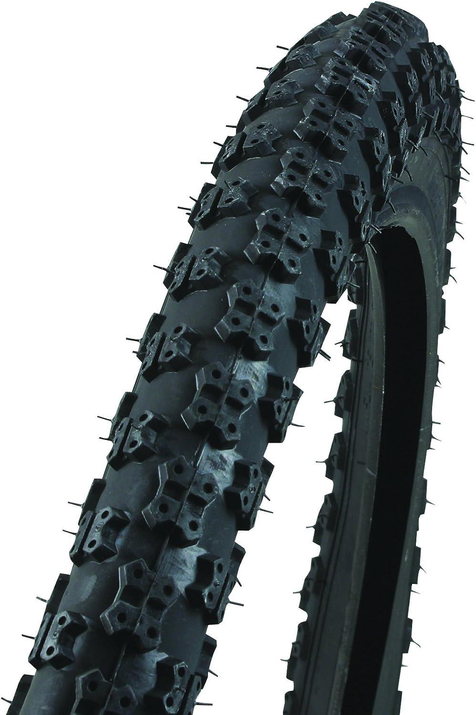20 x 2,125 Color Negro Profex Cubierta para Bicicletas BMX