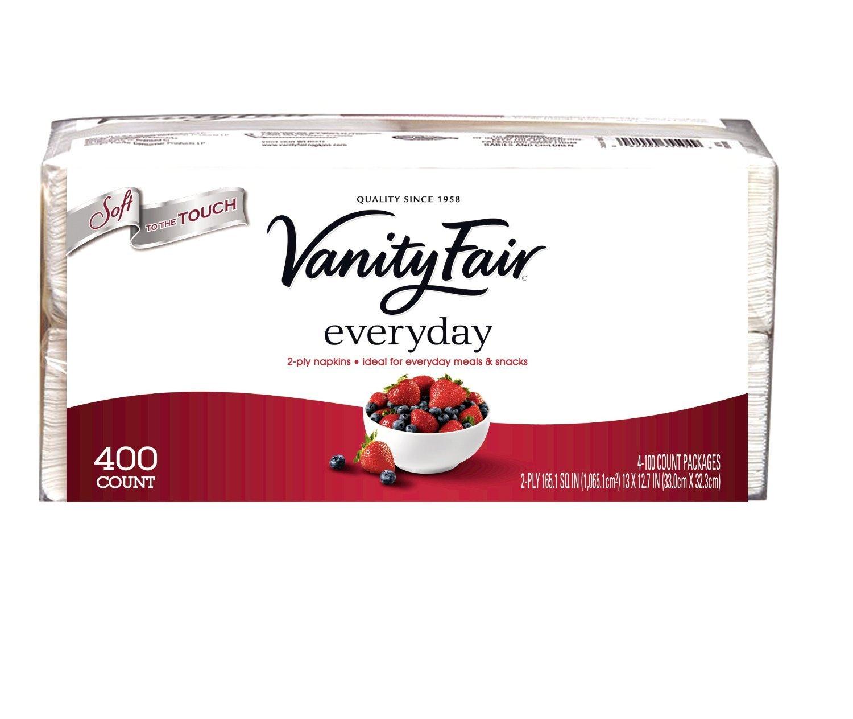 Vanity Fair Everyday, 1600 Napkins