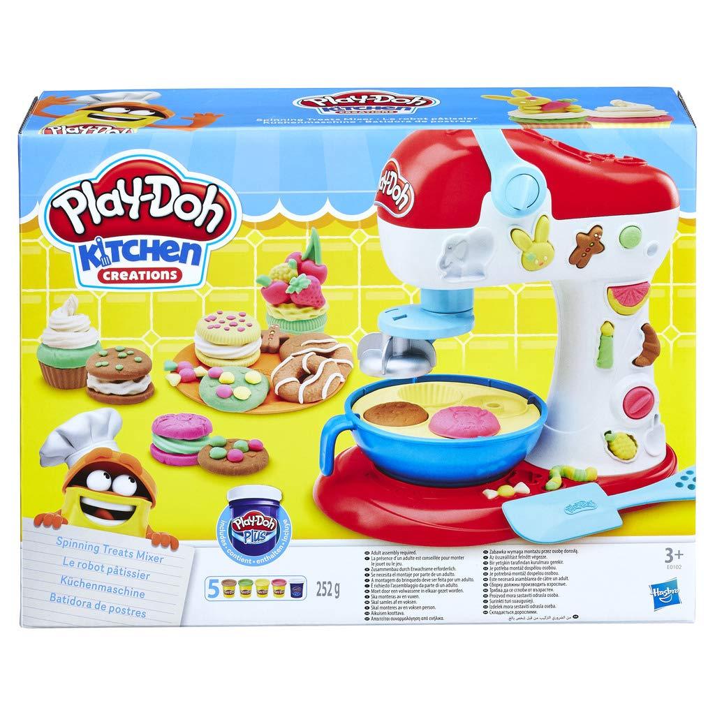 Play-Doh - Batidora De Postres (Hasbro E0102EU4) product image