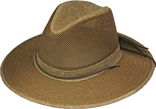 product image for Henschel Hats Breezer Aussie Hat, Earth, Boxed, XX-Large