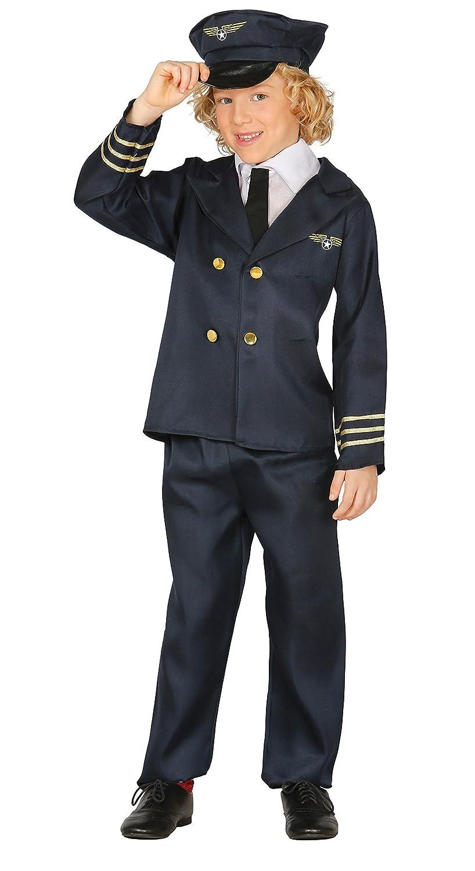 Guirca 81383 - Piloto Infantil Talla 10-12 Años: Amazon.es ...