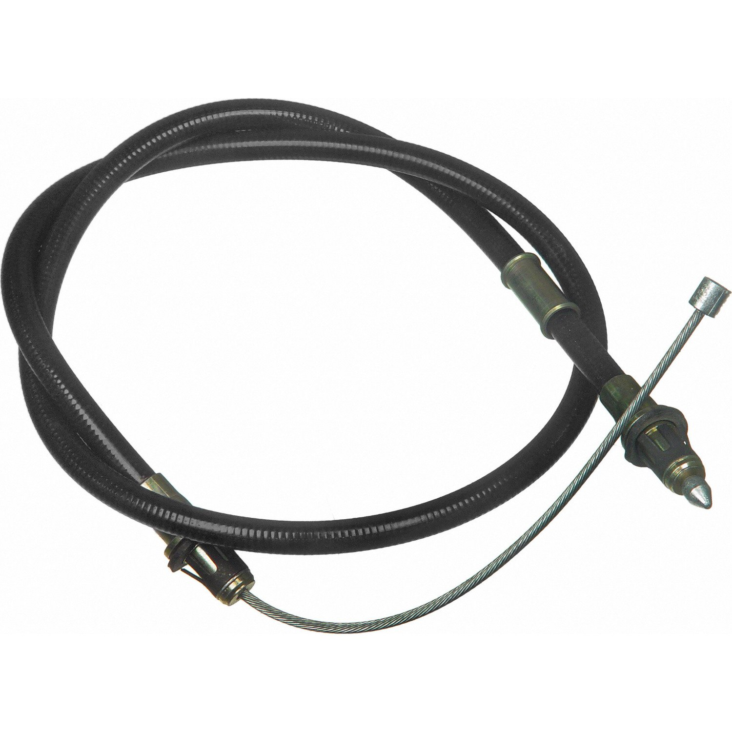 Wagner BC132375 Premium Brake Cable, Rear Left