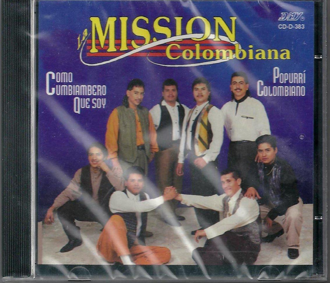 La Very Ranking TOP18 popular Mission Colombiana