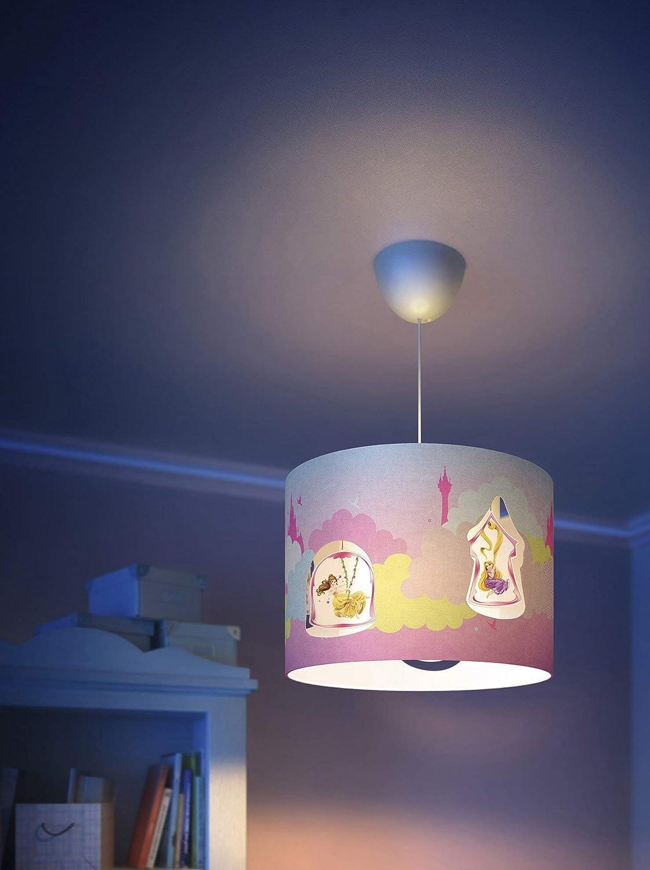 Philips Lámpara Colgante E27, Rosa