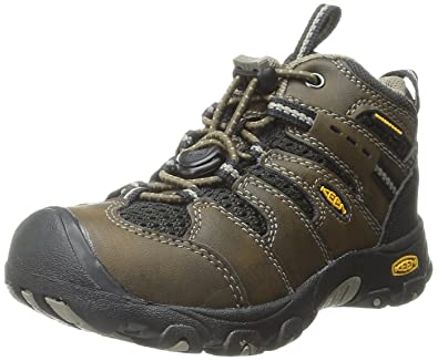 half off 021ce bc4e3 Keen Koven Mid Youth cascade brown/black