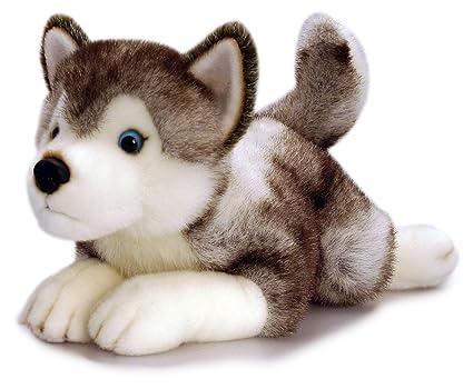 35cm Storm Husky Soft Toy Dog