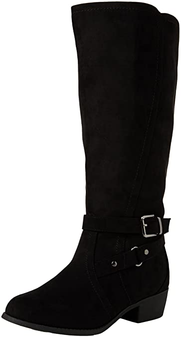 offer attractivedesigns save up to 80% New Look Women's Wide Foot Bruges Knee High Boots
