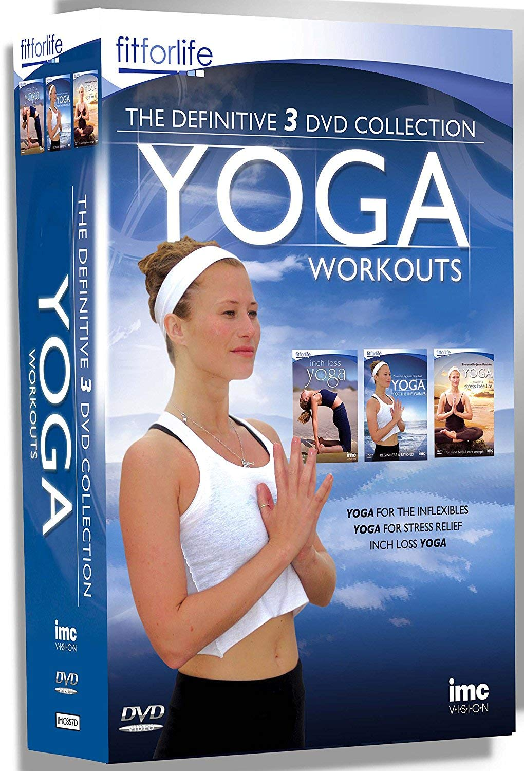 Yoga The Definitive Triple DVD Box Set - Containing Inch ...