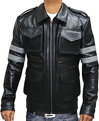 6Leon Kennedy Garments Superior Leather Evil S Resident UzLVGqSMp