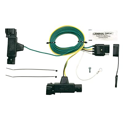 Hopkins 42115 Plug-In Simple Vehicle Wiring Kit: Automotive