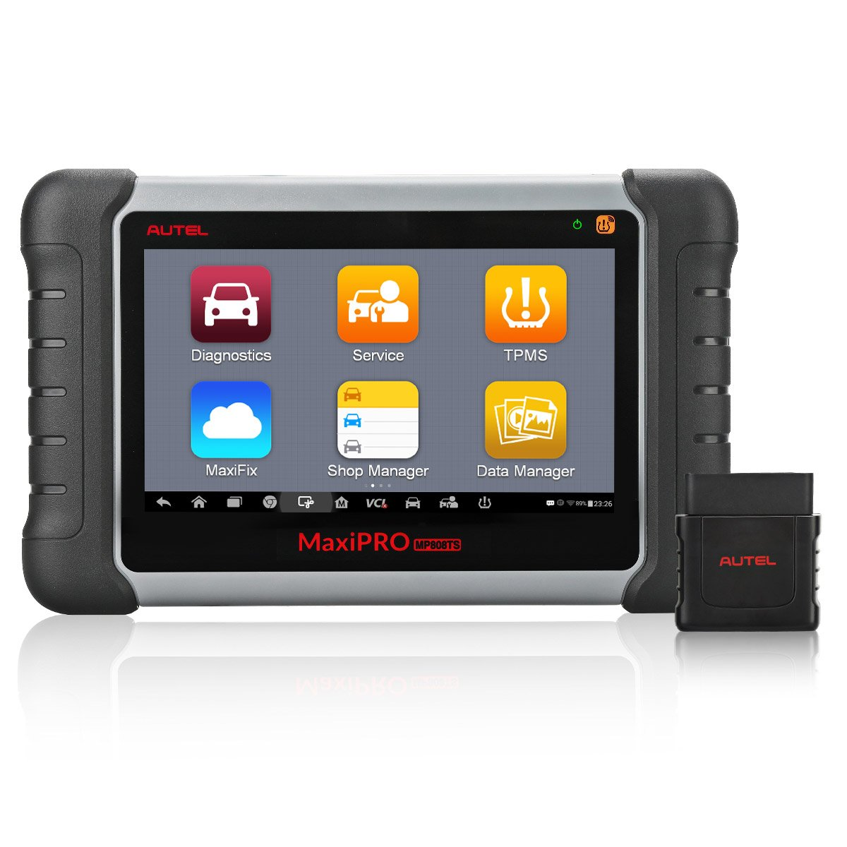 Autel MaxiPRO MP808TS Auto Diagnostic Scanner – OBD2 Scan Tool (Combination of DS808 and TPMS) including Comprehensive TPMS Solutions and Full Diagnostic Functions with WIFI Bluetooth