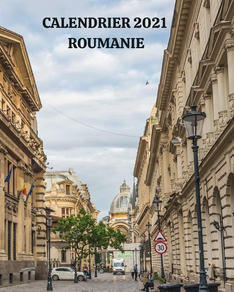 Calendrier Serie Us 2021 Amazon.com: Calendrier 2021 Roumanie: Calendrier mensuel 2021 du