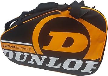 Dunlop TOUR COMPETITION - Paletero de pádel, 2017, color negro ...