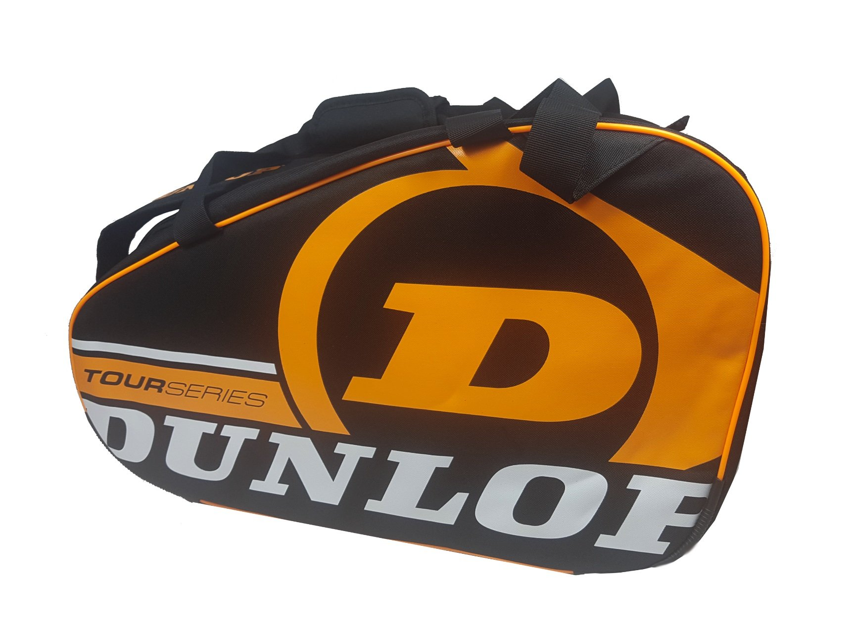 Dunlop TOUR COMPETITION - Paletero de pádel, 2017, color negro/naranja product image