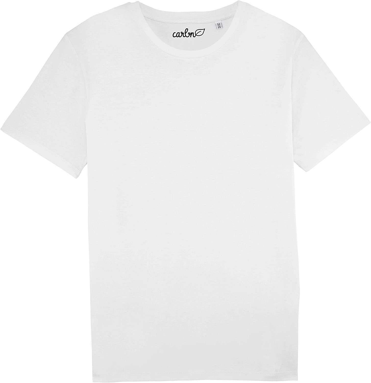 Camiseta de Algodón Orgánico Hombre Vegano - Camiseta Yoga Fair ...