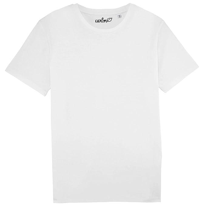 Camiseta de Algodón Orgánico Hombre Vegano - Camiseta Yoga ...