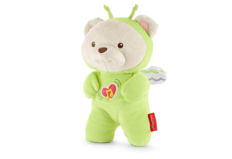 Fisher-Price Osito dulces sueños juguete de cuna para bebé (Mattel ...