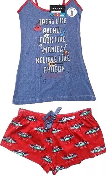 Primark Pijama - para mujer Multicolor multicolor L: Amazon ...