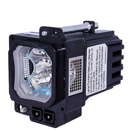 Envío gratuito lámpara del proyector BHL-5010-S para JVC DLA-HD950 ...