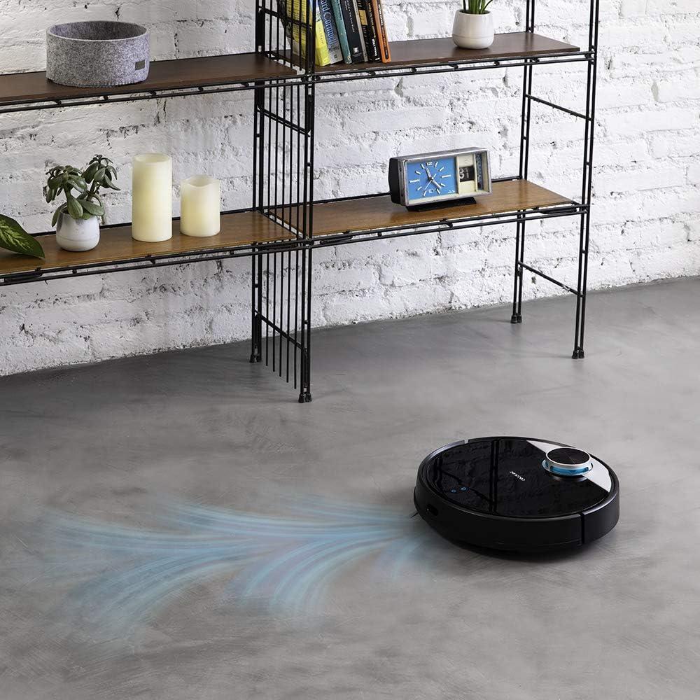 Cecotec Robot Aspirador Conga 3390. Tecnología láser, friega ...