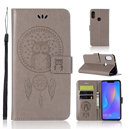 Amazon.com: Wallet Case for Huawei Honor 8X, [2 in 1 ...