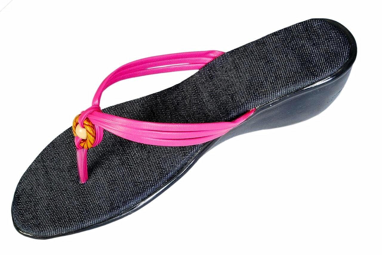 eef6ea017d6290 RNJC Latest Casual Bellies In Women s Footwear Women s Sandal  Buy Online  at Low Prices in India - Amazon.in