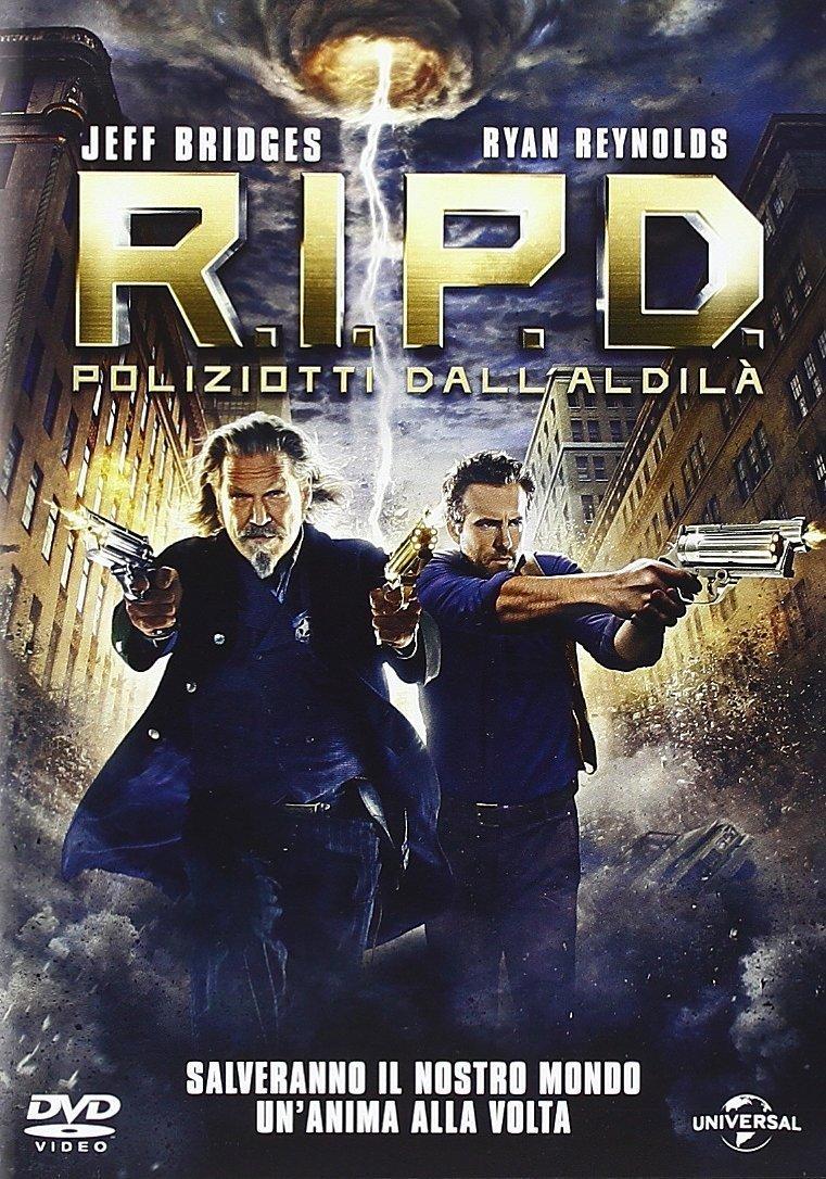 Amazon Com R I P D Poliziotti Dall Aldila Dvd Italian Import