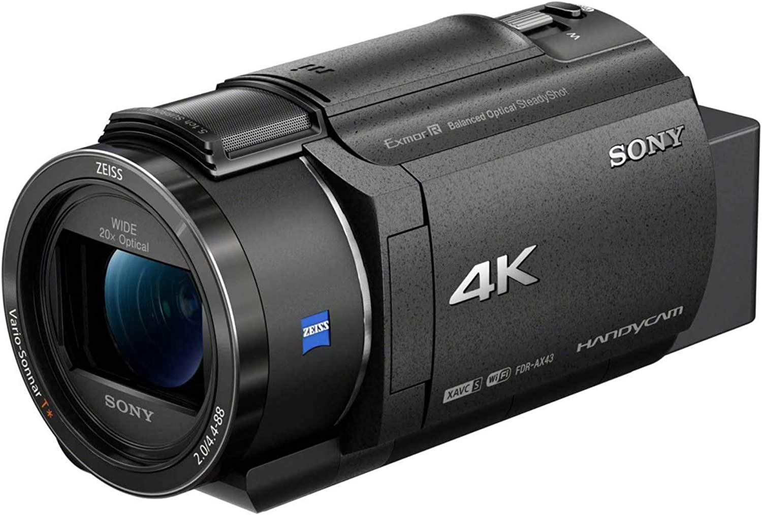 Amazon Opens Pre-Orders For Sony FDR-AX43 4K UHD Handycam Camcorder