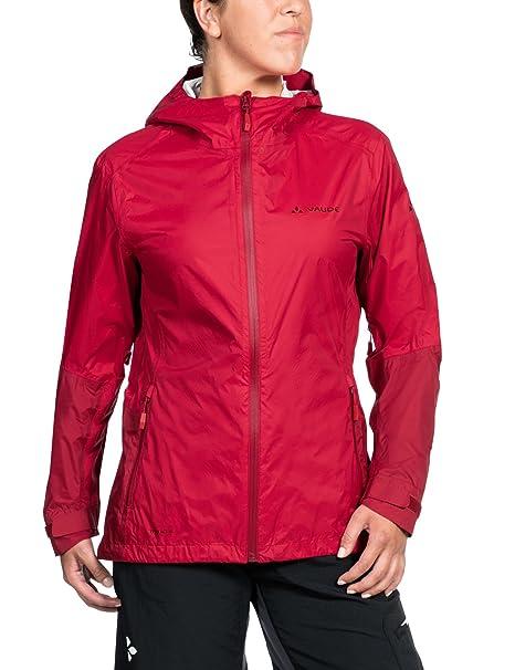 2be8bad315 VAUDE Women's Tremalzo Rain Jacket II, Giacca Donna: Amazon.it ...