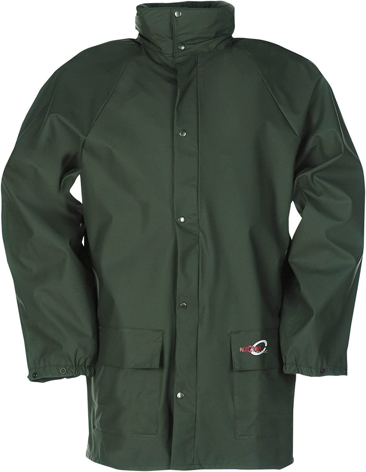 Flexothane Waterproof Jacket Size S-XXL