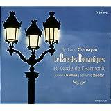 Reber: Symphonie N 4 en sol majeur op 33Le Paris / Berlioz Réverie et CApricfe pour violon et orcchestre / Liszt: Concerto pour piano N 1 en mi bémol majeur s.124
