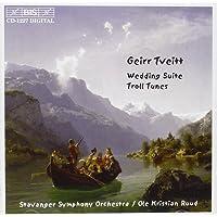Tveitt - Orchestral Works