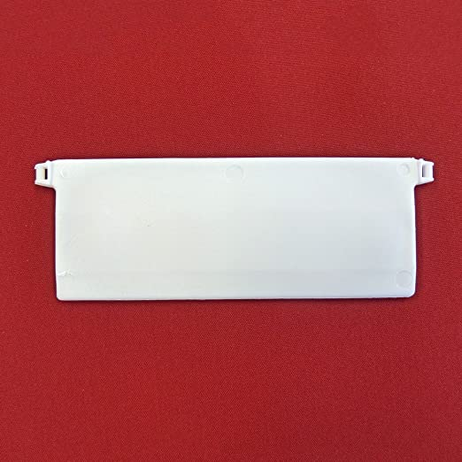 11 Beschwerungsplatten Gewichte mit Kette 13 cm Lamelle Lamellenvorhang BG12-11