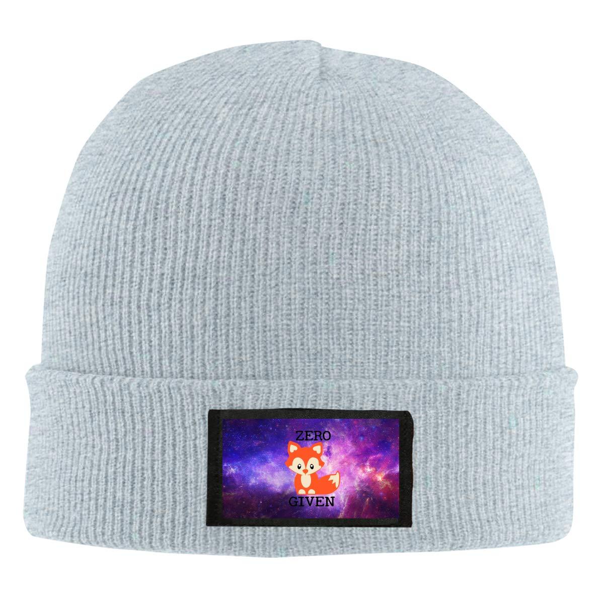 Zero Fox Given Winter Beanie Hat Knit Skull Cap for Men /& Women