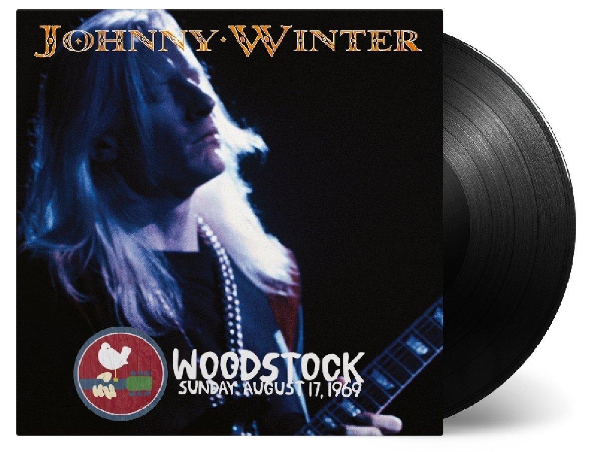 Vinilo : Johnny Winter - Woodstock Experience (Holland - Import, 2PC)